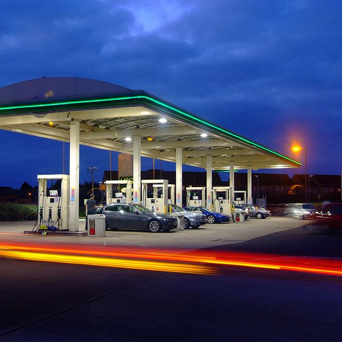 Dixie LP-Gas Fuel Mart in Hillsboro, TX