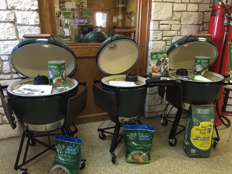 Big Green Egg Grills in Hillsboro, TX