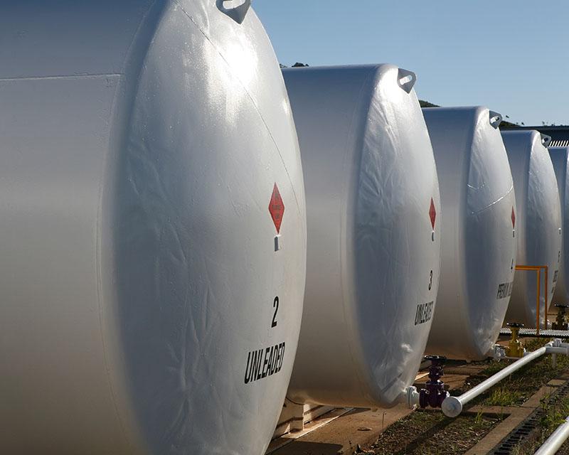 Gasoline Diesel Tanks in Hillsboro, TX